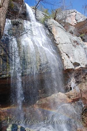 Griffin Falls Dawson Alabama