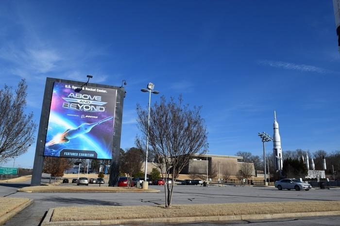 US-Space and Rocket Center-Huntsville, Alabama