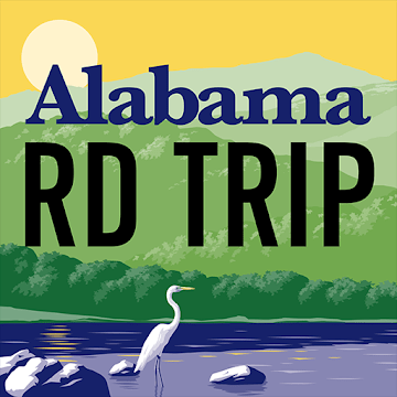 Alabama Road Trip App