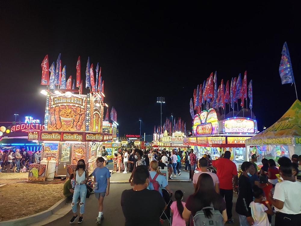 Big Ole Ballpark Fair 2020 Huntsville Alabama 4