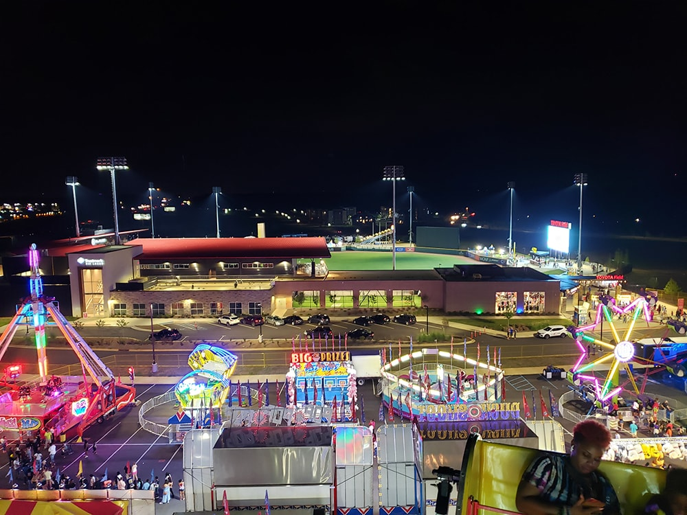 Big Ole Ballpark Fair 2020 Huntsville Alabama Toyota Field