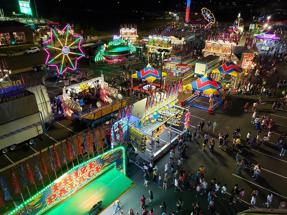 Big Ole Ballpark Fair 2020 Huntsville Alabama