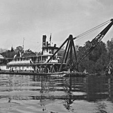 Montgomery-Snagboat-Pickensville-Alabama