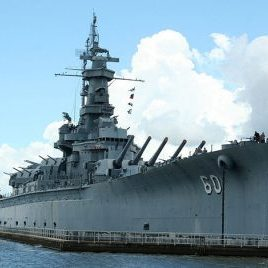 USS Alabama Battleship Memorial Park National Historic Landmarks Mobile Alabama