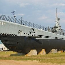 USS-Drum-SS-228-Mobile-Alabama