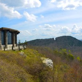 Cheaha State Park, Mount Cheaha Alabama