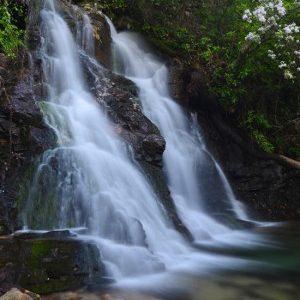 Highfalls- 2nd Falls-Talladega National Forest